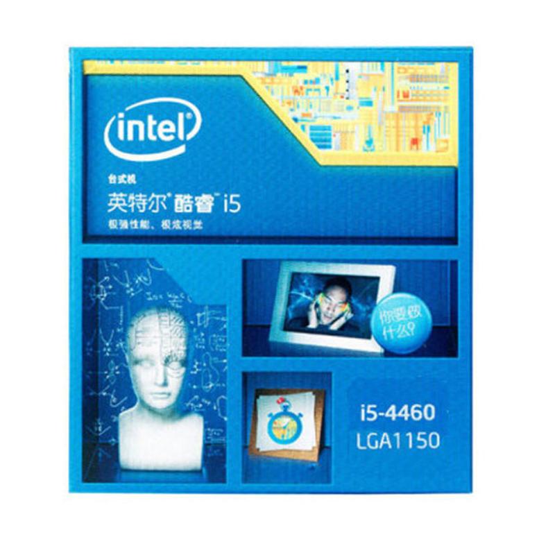 Intel/英特尔I5-4460台式机电脑LGA1150处理器盒装/散片CPU 昆明电脑商城