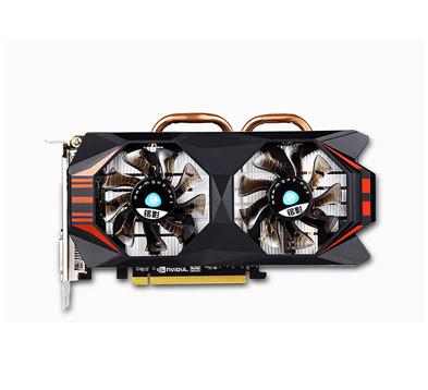 铭影 GTX1060 6GB D5战狼 云南显卡批发