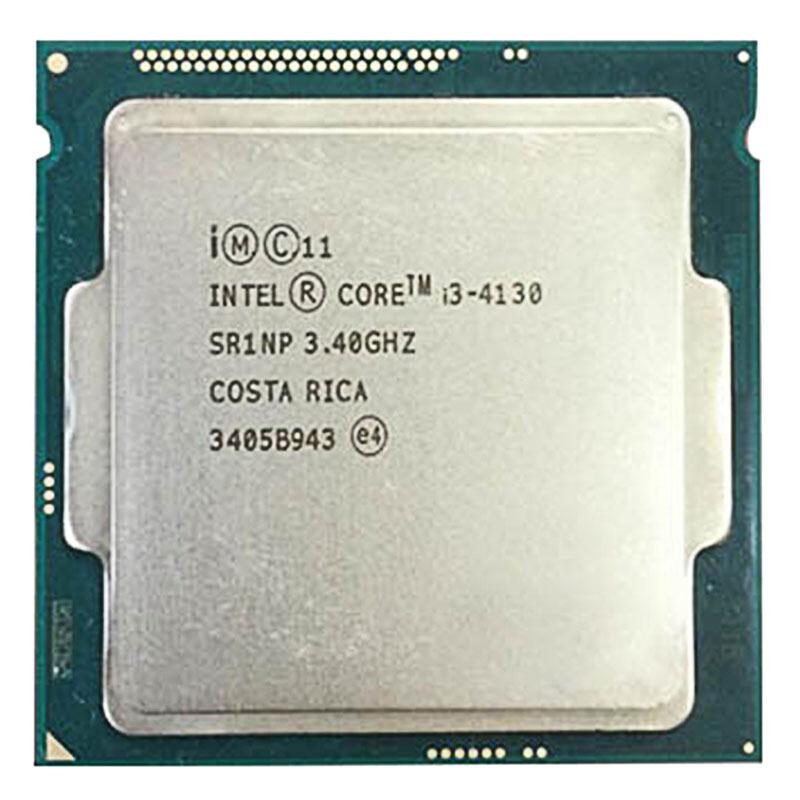 云南CPU批发 Intel/英特尔 I3 4130 CPU 1150 正式版 35W 低功耗