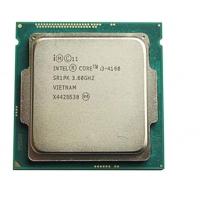 云南CPU批发 intel 英特尔四代LGA1150接口台式机CPU 酷睿 I3 4160