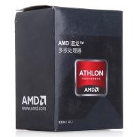 昆明卓兴电脑商城 AMD 速龙系列 X4-860K 四核 FM2+接口 盒装CPU处理器