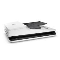 惠普HP 2500f1平板馈纸式扫描仪高速扫描