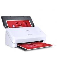 惠普hp 2000s1扫描仪高速扫描 馈纸式彩色快速自动进纸 批量送纸双面连续扫描机