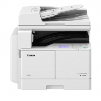 佳能(CANON)iR2204AD A3黑白激光数码复合机一体机复印机含输稿器