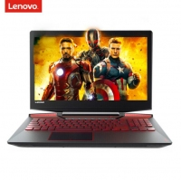 联想(Lenovo) 拯救者Y720 15.6英寸 6G独显 固态 吃鸡游戏本笔记本电脑 I7-7700HQ 16G 1T+128G 定制 GTX1060 6G独显 正版WIN10