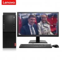 联想(Lenovo) 启天M415 商用台式机电脑 21.5英寸套机DVD光驱