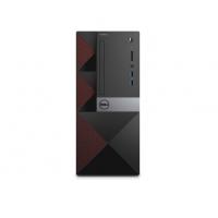 戴尔(DELL)成就3668商用办公台式电脑主机(i3-7100 4G 128GSSD 1T 三年上门售后 键鼠 WIFI 蓝牙 硬盘保留)