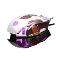 狼技 A30-自由之翼宏编程游戏鼠标 USB有线鼠标