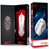 云南狼技T22 游戏电竞USB有线鼠标 LOL 吃鸡游戏鼠标