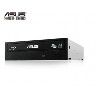 华硕(ASUS) 16倍速 SATA 蓝光刻录机 黑色(BW-16D1HT)