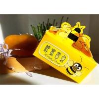 云南罗平云岭蜂业 纯天然蜂蜜手工皂 补水洁面滋养润肤香皂100克