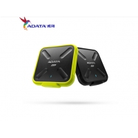 威刚(ADATA) SSD固态移动硬盘 SD700 USB3.1高速移动存储TYPE-C 绿色 256