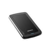 威刚(ADATA) 移动硬盘1t/2t USB3.1 轻薄款 HV300 黑 2TB