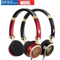 漫步者(EDIFIER) H691 漫威 钢铁侠定制款音乐耳机