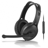 漫步者(EDIFIER) K800 单孔版 头戴式游戏耳机 耳机耳麦 绝地求生耳机 吃鸡耳机 办公教育 学习培训 黑色