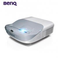 明基(BenQ)激光短焦智能家庭影院好奇投影仪 商务教学高端投影机 DX861UST(XGA分辨率智能短焦) 标配