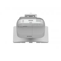 EPSON 爱普生 投影仪 超短焦 教育会议投影机 CB-675W(3200流明 WXGA) 官方标配+I888电子白板