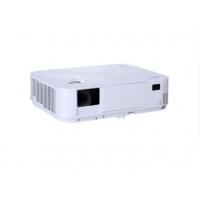 高清投影仪NEC办公家用投影机 M323H+(3200流明1920*1080) 标配+100英寸电动幕布