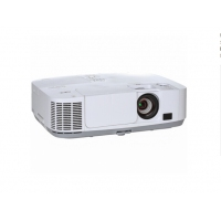 NEC NP-P451X+投影仪办公会议教育投影机 官方标配+150英寸电动幕布