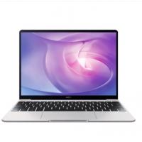 Huawei/华为 MateBook 13 WRT-W19/WRT-W29 全面屏设计 手机电脑一碰互传 i5/i7轻薄笔记本