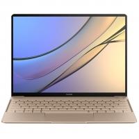 Huawei/华为 Matebook X WT-W09 13英寸i5 4G 256GB轻薄便携商务办公超极本笔记本电脑 流光金