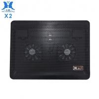 冰蝶微薄X2散热架14寸双风扇散热垫12寸笔记本散热器13寸散热底座