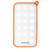 ADATA威刚 D8000L 8000M毫安充电宝手机通用移动电源防水防尘 橙色
