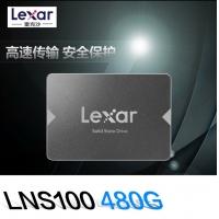 雷克沙Lexar LNS100 480G 笔记本台式机SATA SSD固态硬盘480g