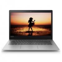 联想Ideapad S130-14英寸2019款四核轻薄办公学生笔记本电脑 标配 N4100 4G 128G集显 银