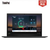 联想ThinkPad E490 14英寸四核i5高清独显轻薄窄边框商务笔记本电脑 (E490-2XCDI5-8265U/8G/1T+128G/2G 独显 /w10/黑高分  14.1新品)