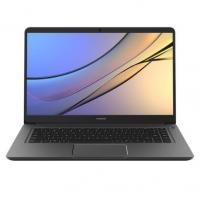 华为笔记本MateBook D i3版 15.6英寸超轻薄商务办公手提电脑 灰 i3-7020U+4G+128G固态+集显