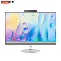 联想(Lenovo) AIO 520-22 新款致美一体机台式电脑四核八代家用办公窄边框 银(AIO 520-22I3-81004G1T集显 银色 23.8)