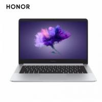 华为荣耀笔记本电脑MagicBook I5 14英寸超薄商务办公超极本 冰河银 i5-8250/8G/256G/集/W10/14寸冰河银