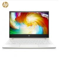 惠普(HP) Spectre Laptop 13-af003TU 13.3英寸轻薄窄边框笔记本(KBL I5-8250U/13'' FHD+Touch/8G /256G SSD固态/英特尔核芯显卡/AC2*2 WL+BT/win10)陶瓷白