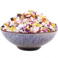 五色花米饭云南特产彩色米罗平产布依族五色米纯植物染色 花米饭