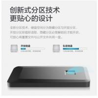 英诺达GX950-120G指纹加密移动固态硬盘 云南电脑批发