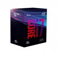 英特尔(Intel)i7-9700F 酷睿八核 盒装CPU处理器 云南电脑批发