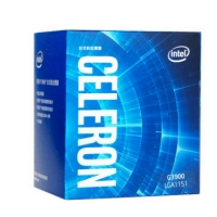 Intel英特尔 G3900中文盒装 双核赛扬CPU处理器LGA1151 云南CPU批发