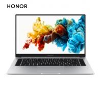华为荣耀 MagicBook Pro 16.1英寸轻薄商务办公超极本 i5-8265U/8G/512G/独显 银色 L版