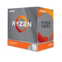 AMD 锐龙9 3950X处理器(r9)7nm 16核32线程 3.5GHz 105W AM4接口盒装CPU