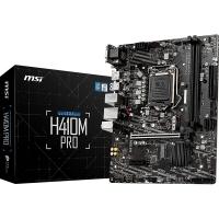 微星 H410M PRO电脑主板 10400/10400F/10500/10700(LGA 1200)