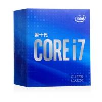 英特尔(Intel)i7-10700 8核16线程 盒装CPU处理器