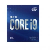 英特尔(Intel)i9-10900F 10核20线程 盒装CPU处理器