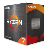 AMD 锐龙7 5800X 处理器(r7)7nm 8核16线程 3.8GHz 105W AM4接口 盒装CPU