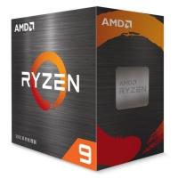 AMD 锐龙9 5900X 处理器(r9)7nm 12核24线程 3.7GHz 105W AM4接口 盒装CPU